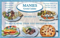 Manies Greek Cuisine