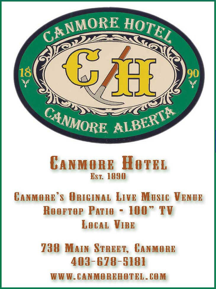 Canmore Hotel 2015