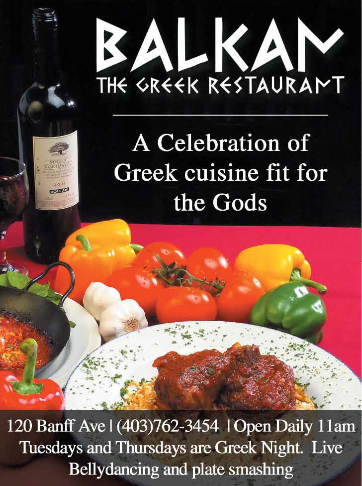 Balkan The Greek Restaurant