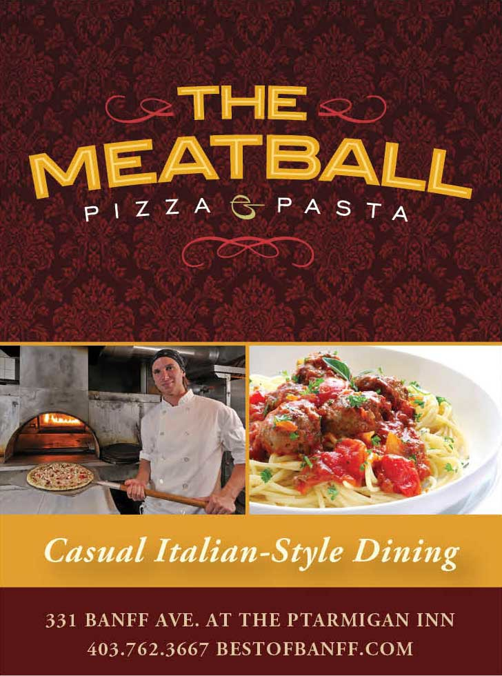 The Meatball - Pizza
