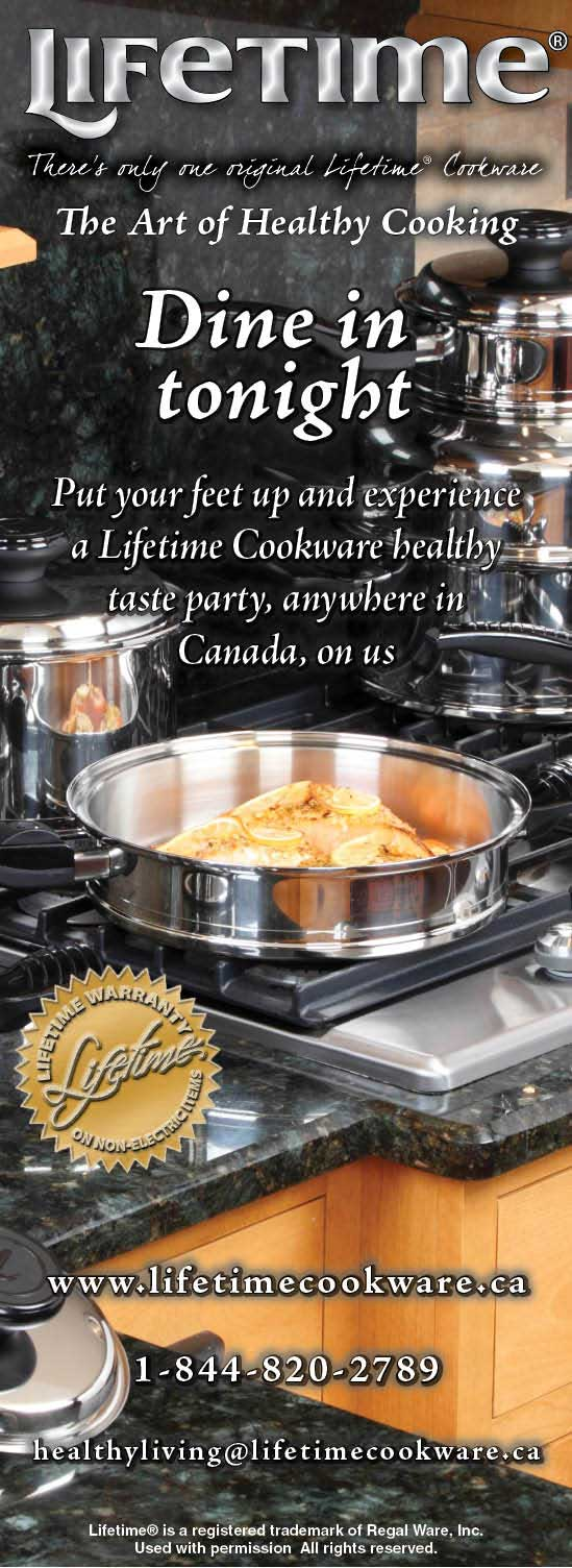 Lifetime - The Art of Healthy Cooking